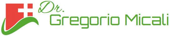 Dr. Gregorio Micali Specialista in Trapianto capelli, Medicina Estetica e Chirurgia Maxillo Facciale a Messina, Reggio Calabria e Catania Logo